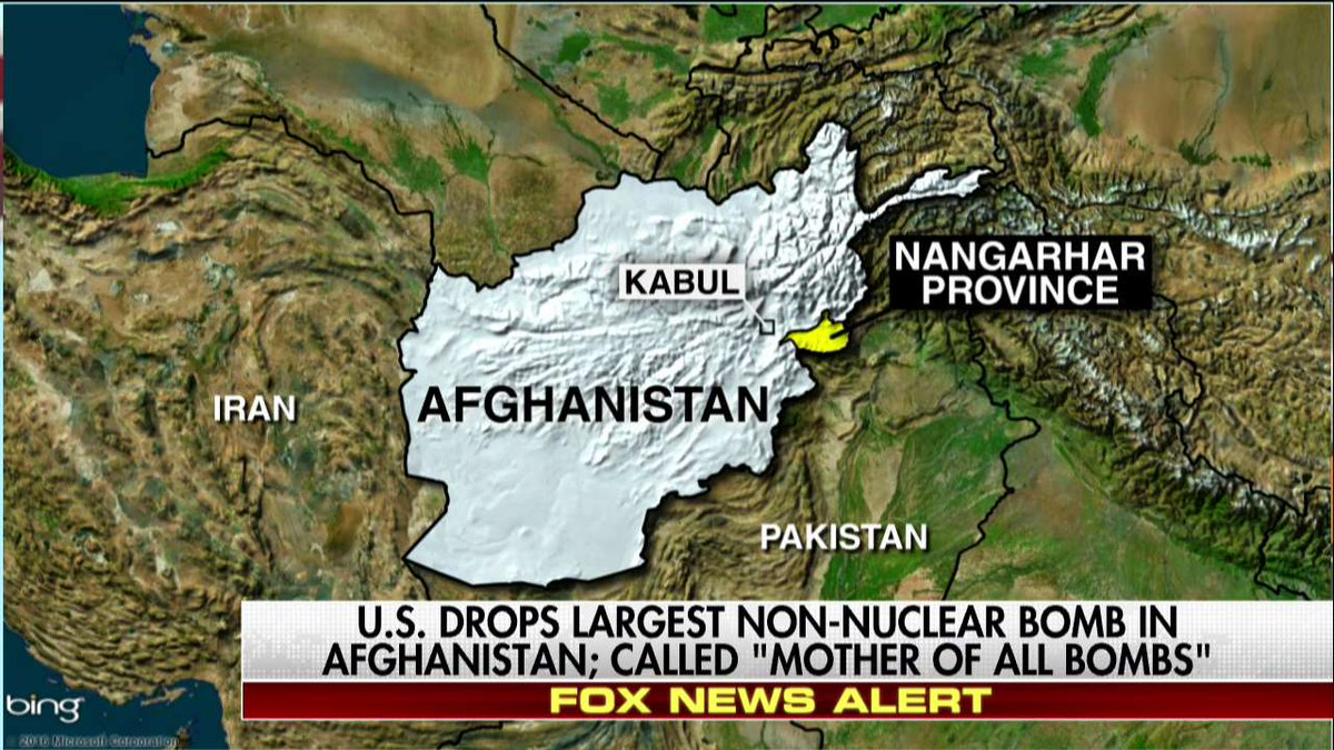 Fox News On Twitter Breaking News US Drops Largest Non - Fox news us map