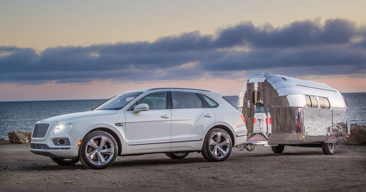 Get away from it all with #Bentayga: