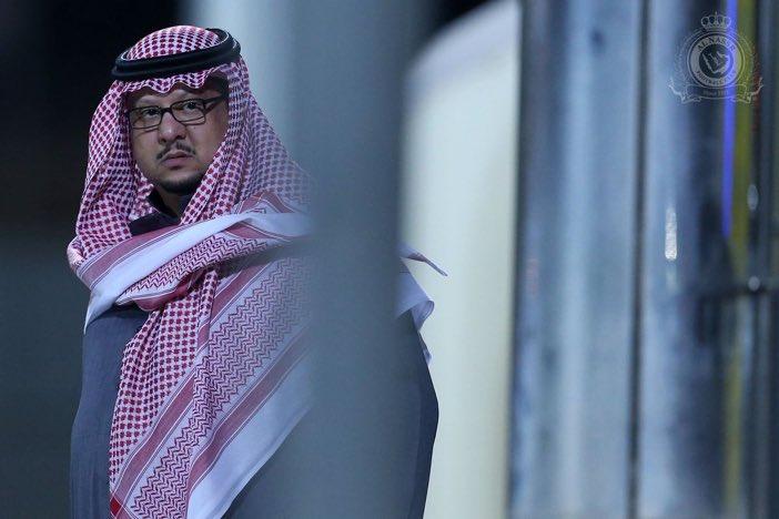 امنيتي أقابل #الهلال  كانت غلطته من بعده...