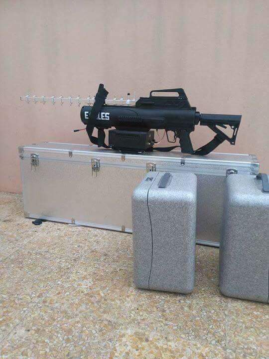 العراق يمتلك مضاد الدرون التايواني  RAYSUN MD1  C9U75QVXgAAkDg6