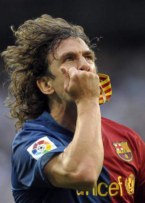 Happy Birthday Carles Puyol ( Captain like no other.