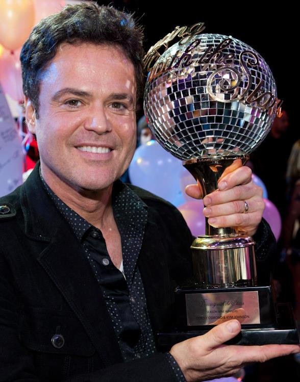 donny osmond young
