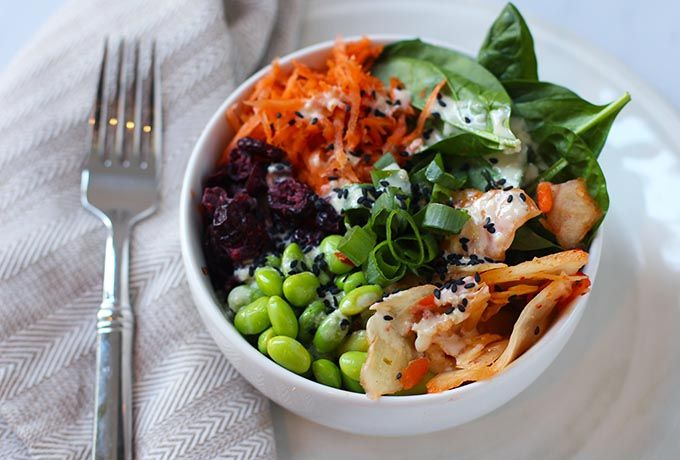 30 Plant-Based Power Bowl Recipes to Fuel You Through Your Day
