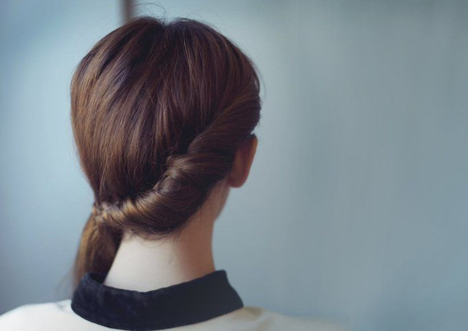 The most versatile updo that's easy to do