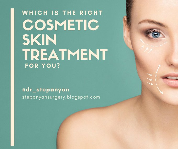 Which of These Cosmetic Skin Treatments are Right for You?