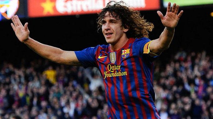 Happy birthday to the legend himself, the man who made me love the sport and position, Carles Puyol