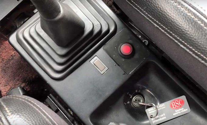 "DIY: Saab 900 Turbo – ""Start"" button Install"