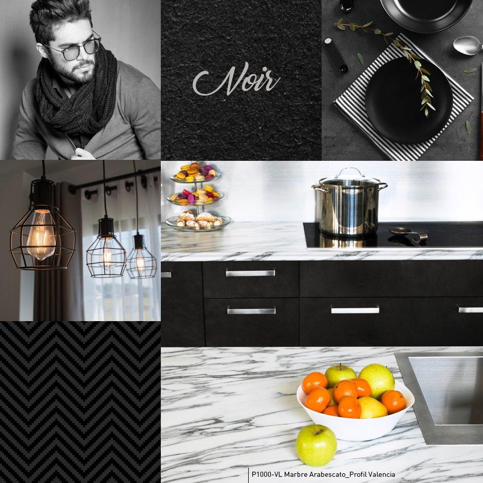 #DécoNoire; #tendance, #sobre et #élégante! #BlackDecor: #trendy, #somber, and #elegant!<br>http://pic.twitter.com/7UddnP495c
