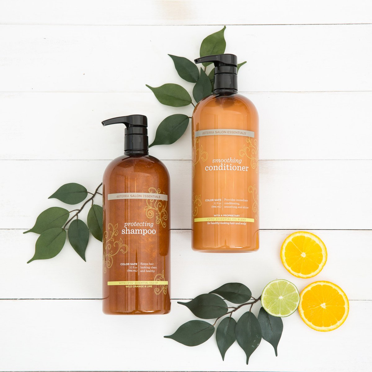 Image result for doterra shampoo and conditioner liter