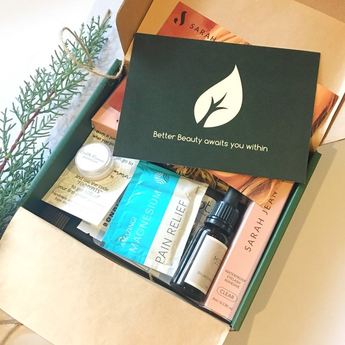 What's In The March Good Green Box*?