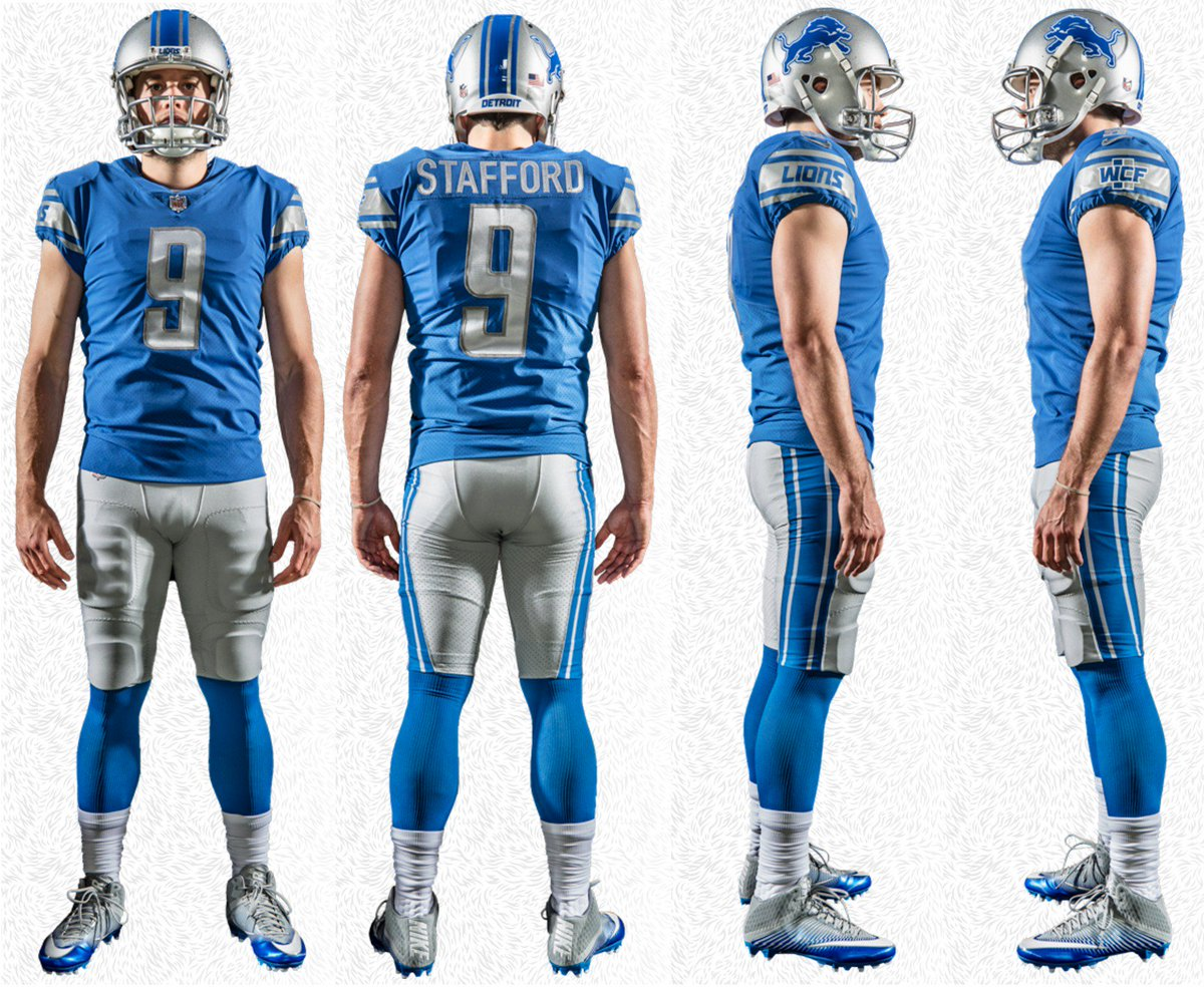 ot new lions uniforms in action mgoblog