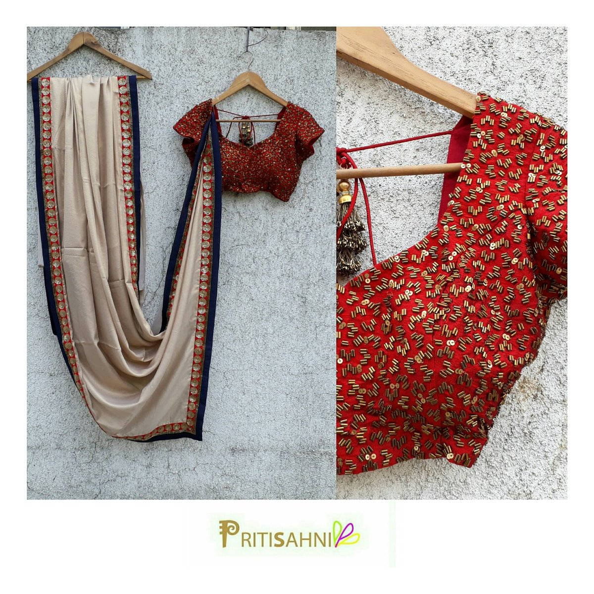 PRITISAHNI DESIGNS. Preti by Priti Sahni. 