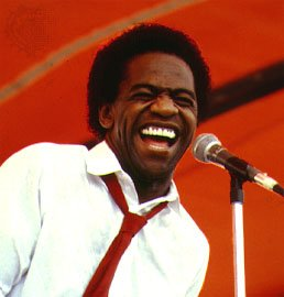 Happy birthday to incredible Al Green! You are incredible!