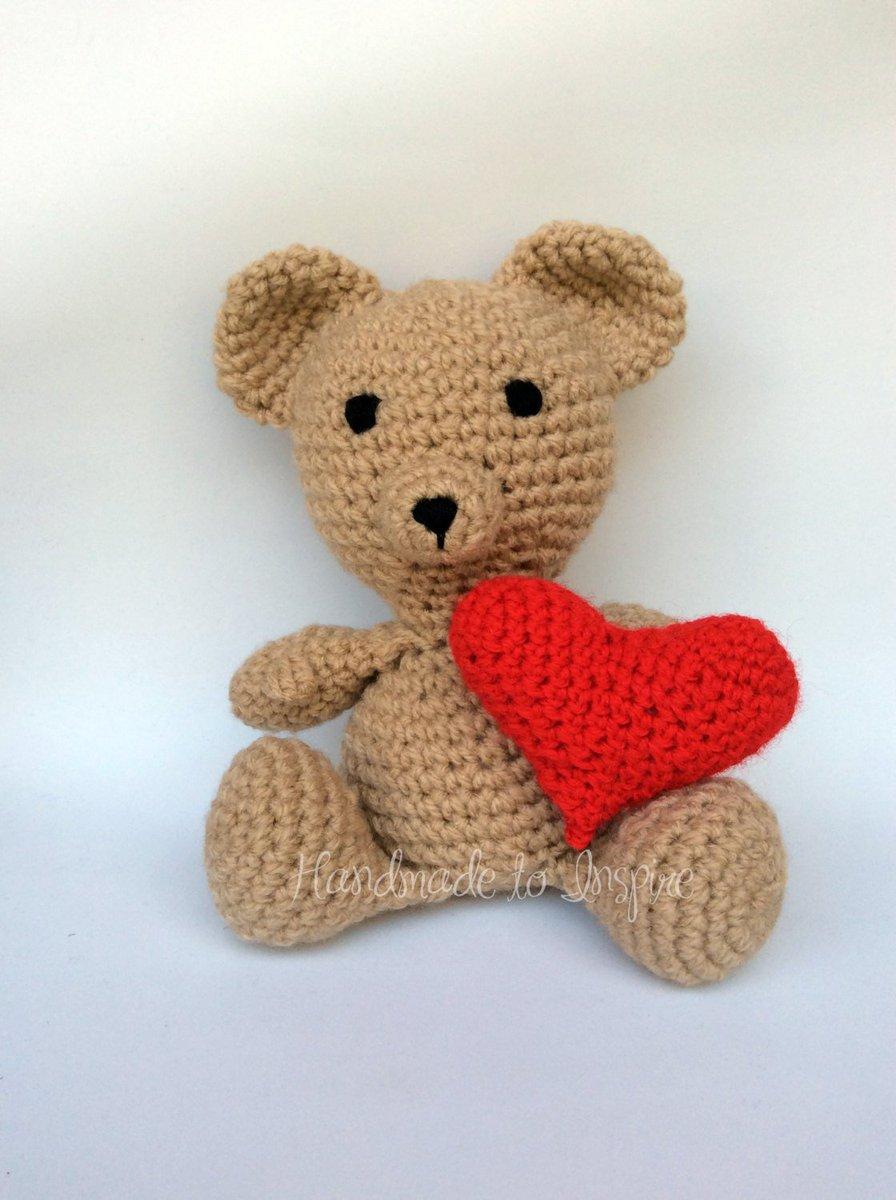 15 Crochet Teddy Bear Patterns | 1200x896