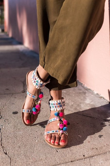 5 spring shoe trends