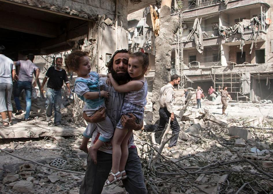 Thumbnail for Funds Needed For Syria War Crimes Investigations: Daily Brief