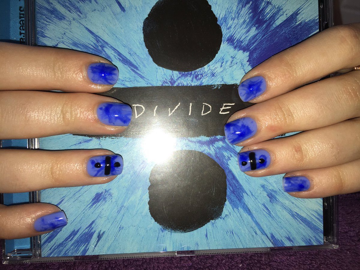 Famous Ed Sheeran Nails Image Collection - Nail Paint Ideas ...