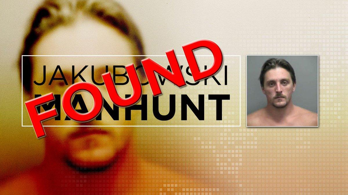Burglary suspect who mailed manifesto to Trump captured