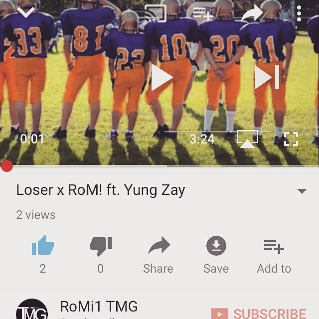 &quot;I used to be a Loser&quot;  https:// youtu.be/edyPxOCrbYE  &nbsp;    #TownTakeover <br>http://pic.twitter.com/ccUyGo0oBH