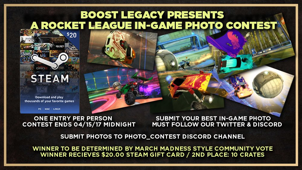 Boost Legacy on Twitter: