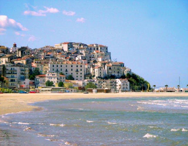 Sentito un Terremoto in Puglia, epicentro vicino Rodi sul Gargano