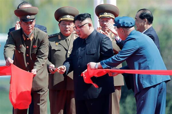 北朝鮮「独裁化と粛清を通じた恐怖政治が続いている」 中国「尖閣支配の取り組みは実行段階」 防衛研が「東アジア戦略概観」で警鐘  https://t.co/nCSw1ipapj  #北朝鮮 #北朝鮮情勢 #軍事 #防衛