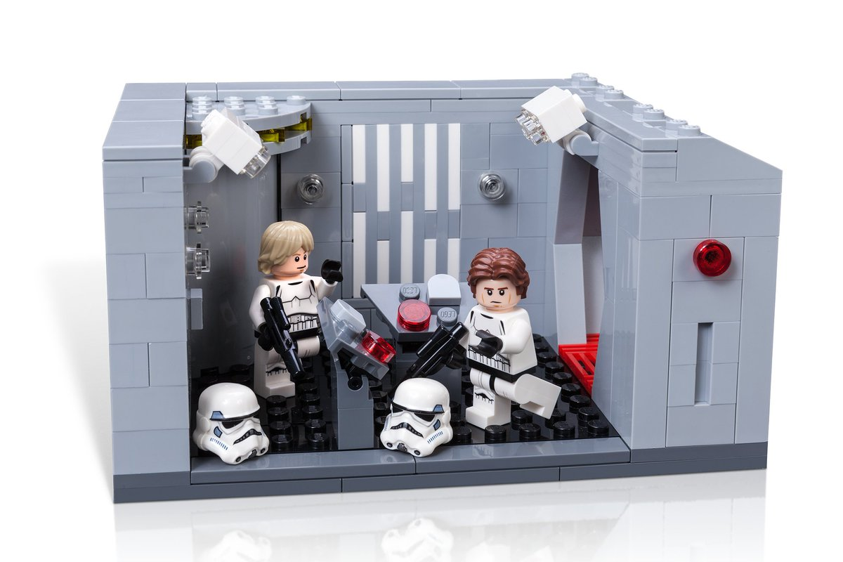 Day 2! RT for a chance to win a LEGO @StarWars Celebration exclusive! #LEGOSWCO #SWCO https://t.co/tPH7pCygvZ https://t.co/fLIttJqWLk