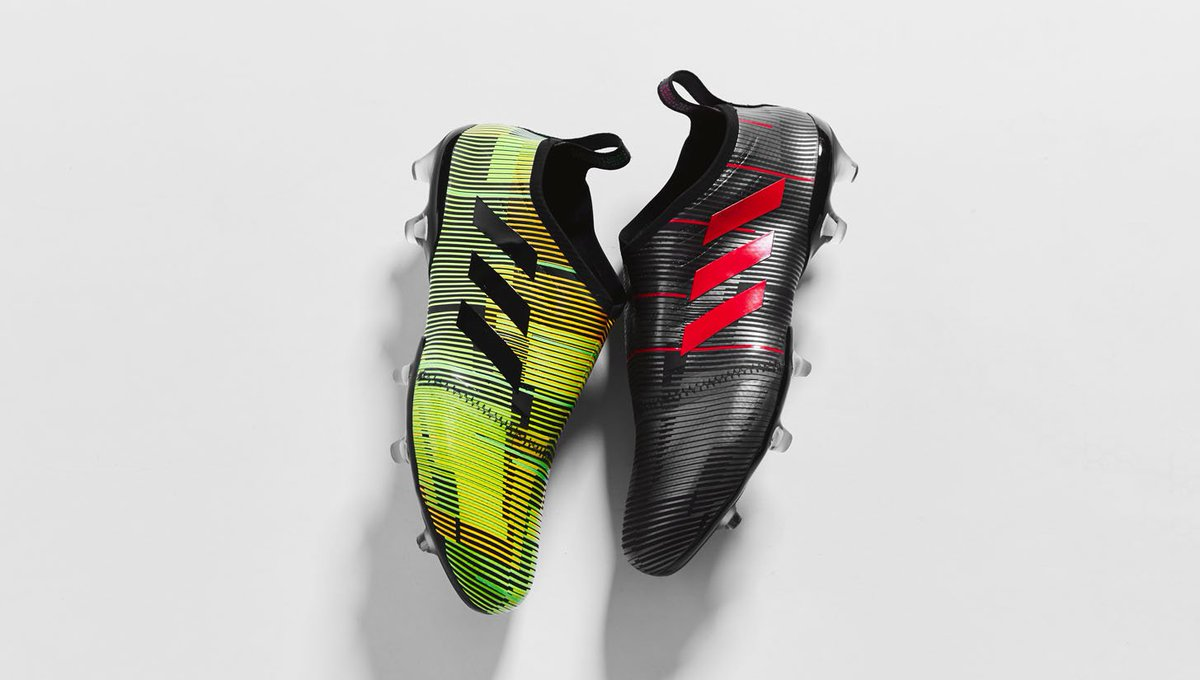 todays squawka suggests is introduced by adidas spring update to their  glitch boots or b796b5a81