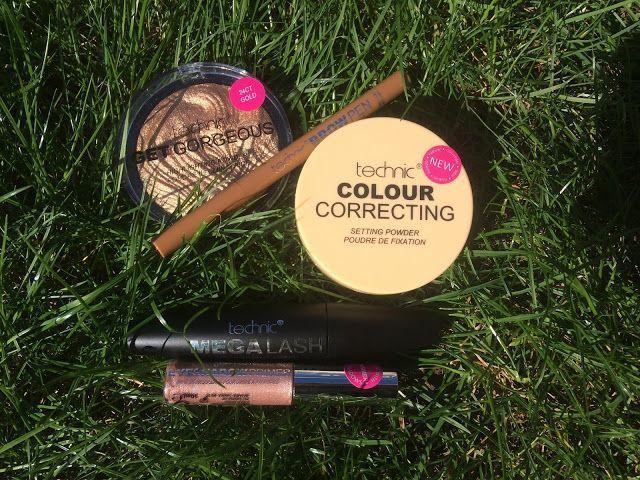 Beauty Addict 32: Technic Make-Up