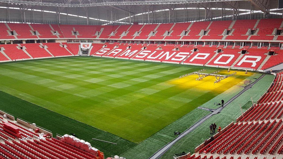 Türkiyə Superkubokunun final matçı bu stadionda oyanılacaq - FOTO
