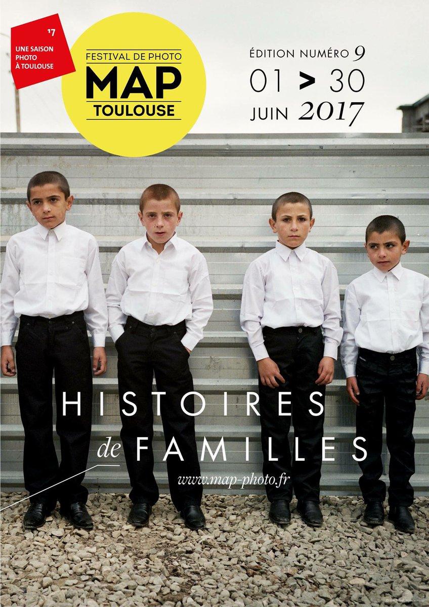 Le 1er juin prochain, le festival @MAPtoulouse démarrera. Amoureux de la #photographie, préparons-nous ! #culture