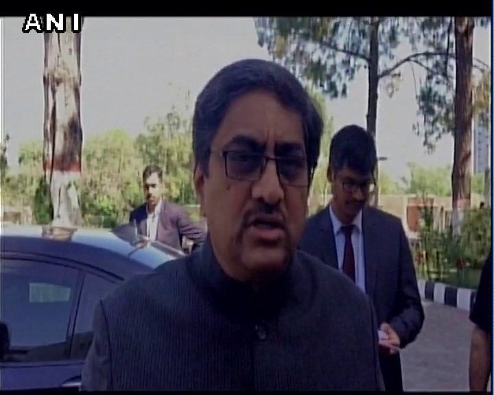 I asserted that he is an Indian citizen, and we must get consular access under International Law: Gautam Bambawale, Indian Envoy