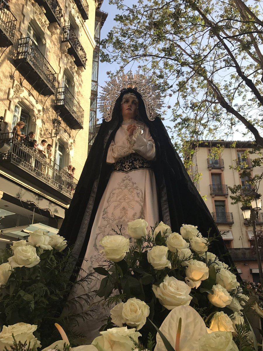 Participación en la procesión del Santo Entierro 2017