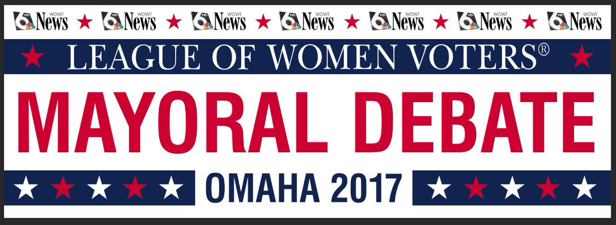 channel 6 news omaha. replay 7 p.m.on wowt channel 6. co-sponsored with and the omaha press club. https://t.co/a8mzdirhc0\ 6 news