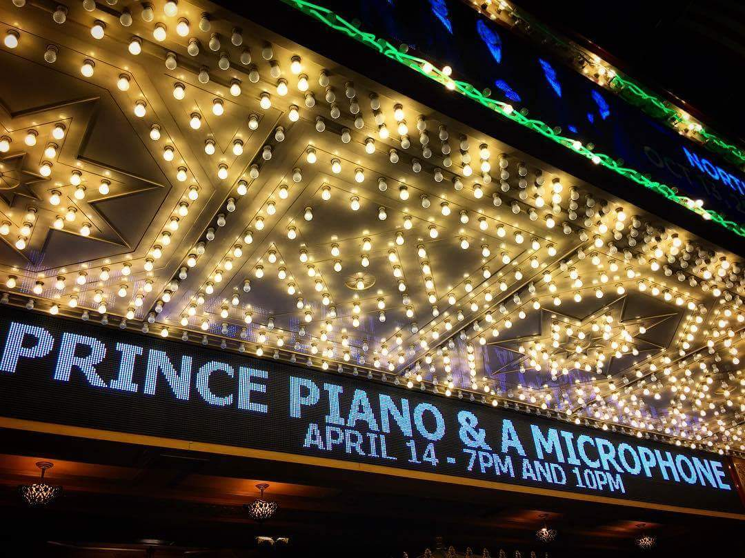 #ThisDayInGAHistory in 2016, Prince performed one of his last shows at the Fox Theatre in Atlanta. https://t.co/4eQjoeRFyY
