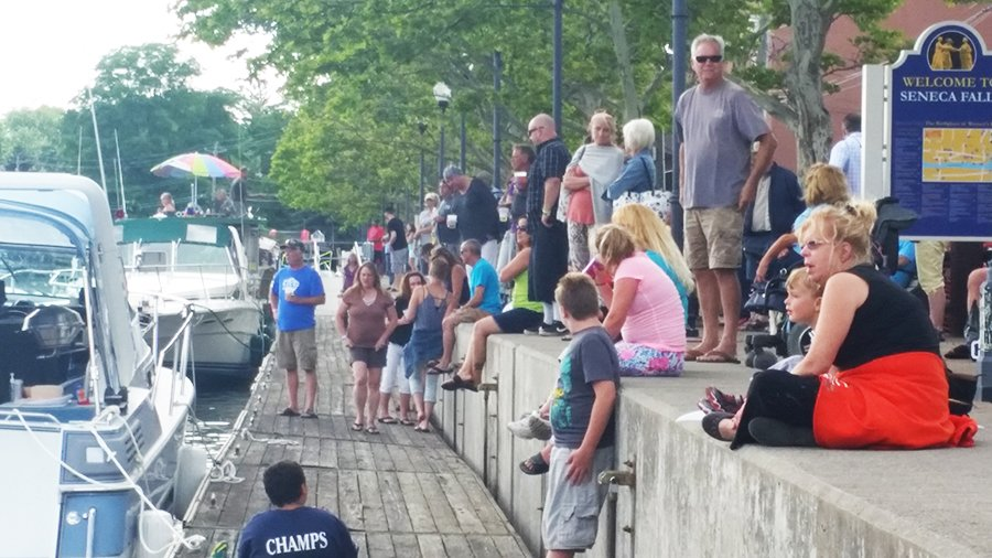 Seneca Falls Canal Fest brings music, midway and more to village
