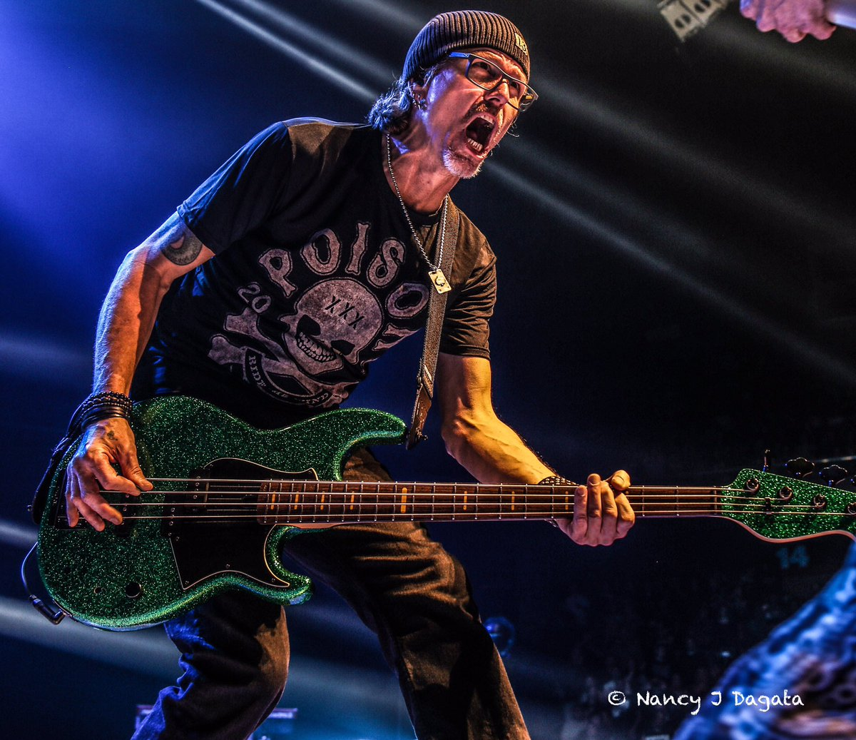 #Bobby Dall - @Poison still kicking ass! https://t.co/SW7KF7oGBt