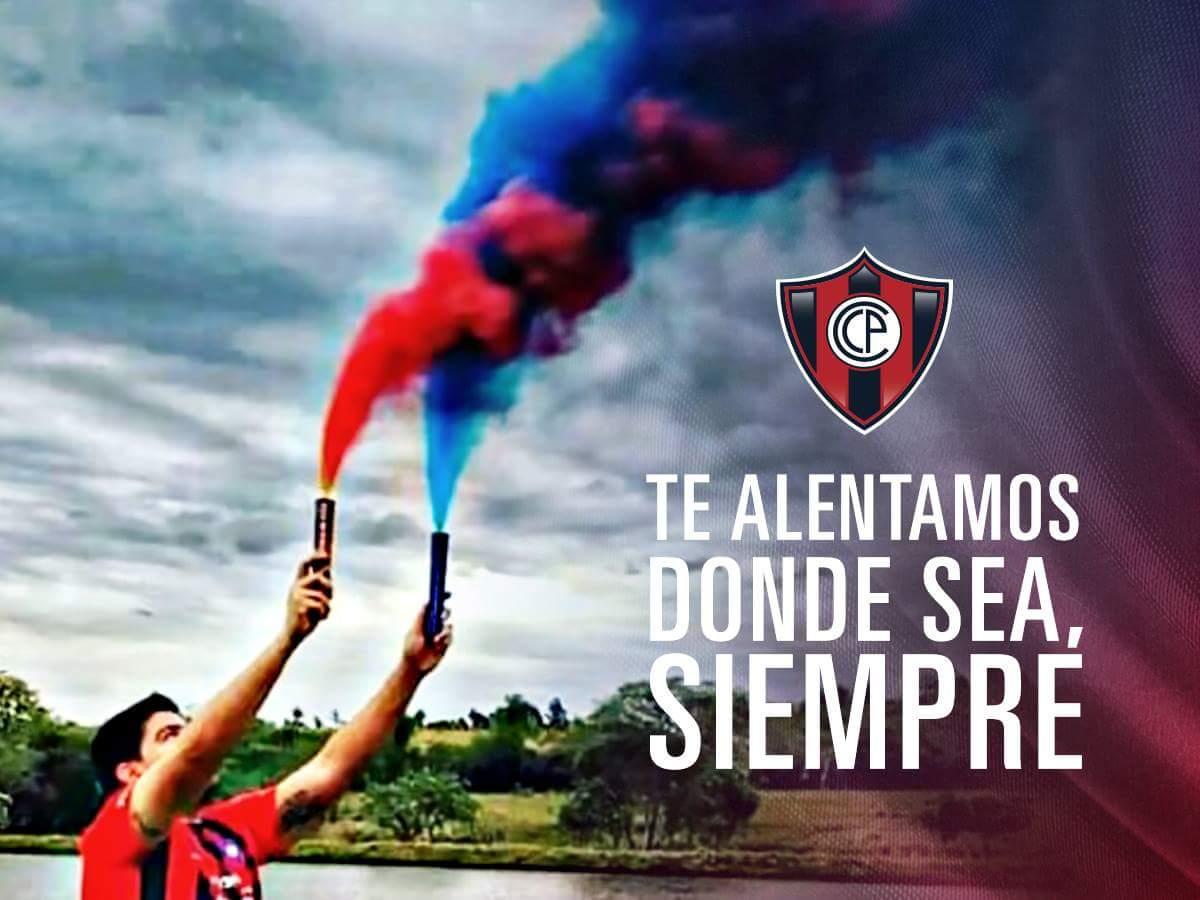 Club Cerro Porteño On Twitter Por Tus Colores Me