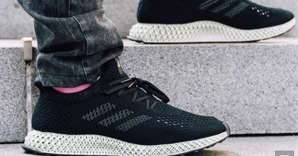 f26633377b6afb Adidas Futurecraft 4D shoes  The fourth dimension is hype https   t.