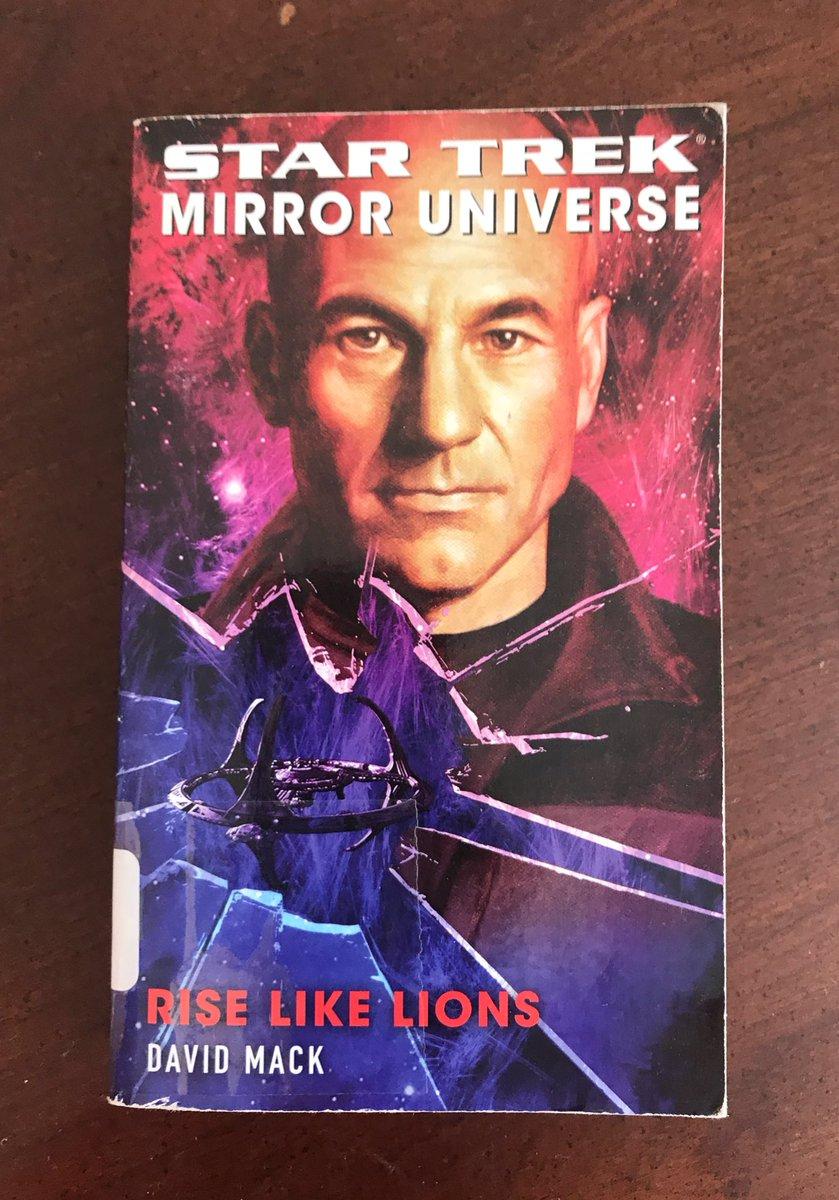 Read Star Trek Books on Twitter: