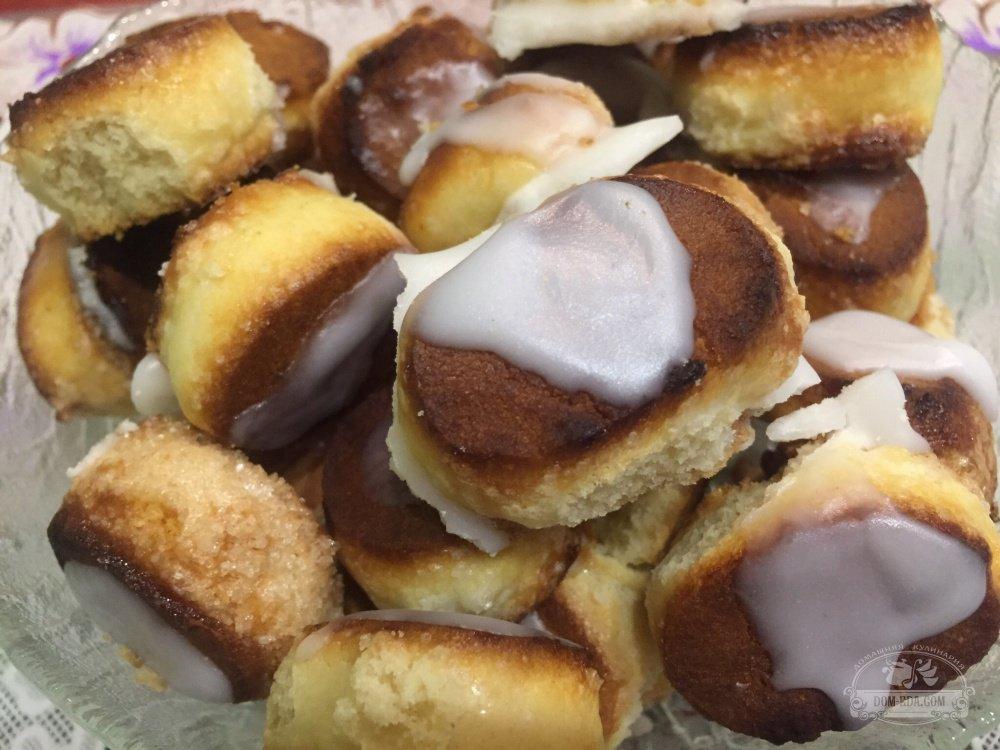 Печенье на скорую руку без молока