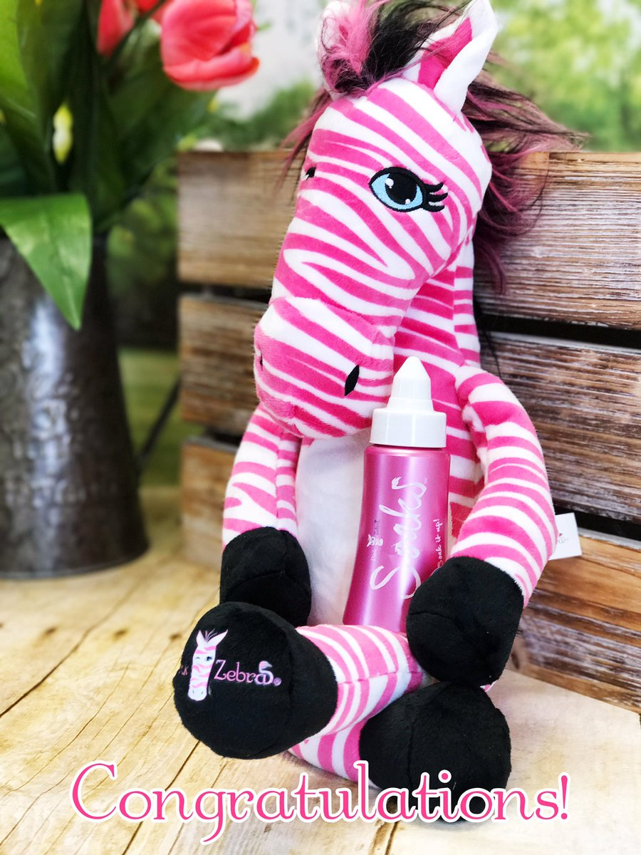 Pink Zebra Home On Twitter Congratulations To The Winner Of Our