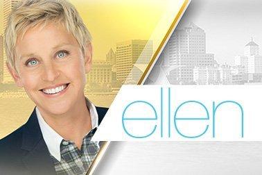 Tomorrow @TheEllenShow welcomes Jessica Lange + @HereIsGina & @IGGYAZALEA at 4pm on #wisn12