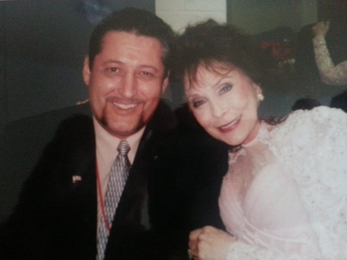 Happy 85th Birthday to the Coal Miners Daughter Loretta Lynn.