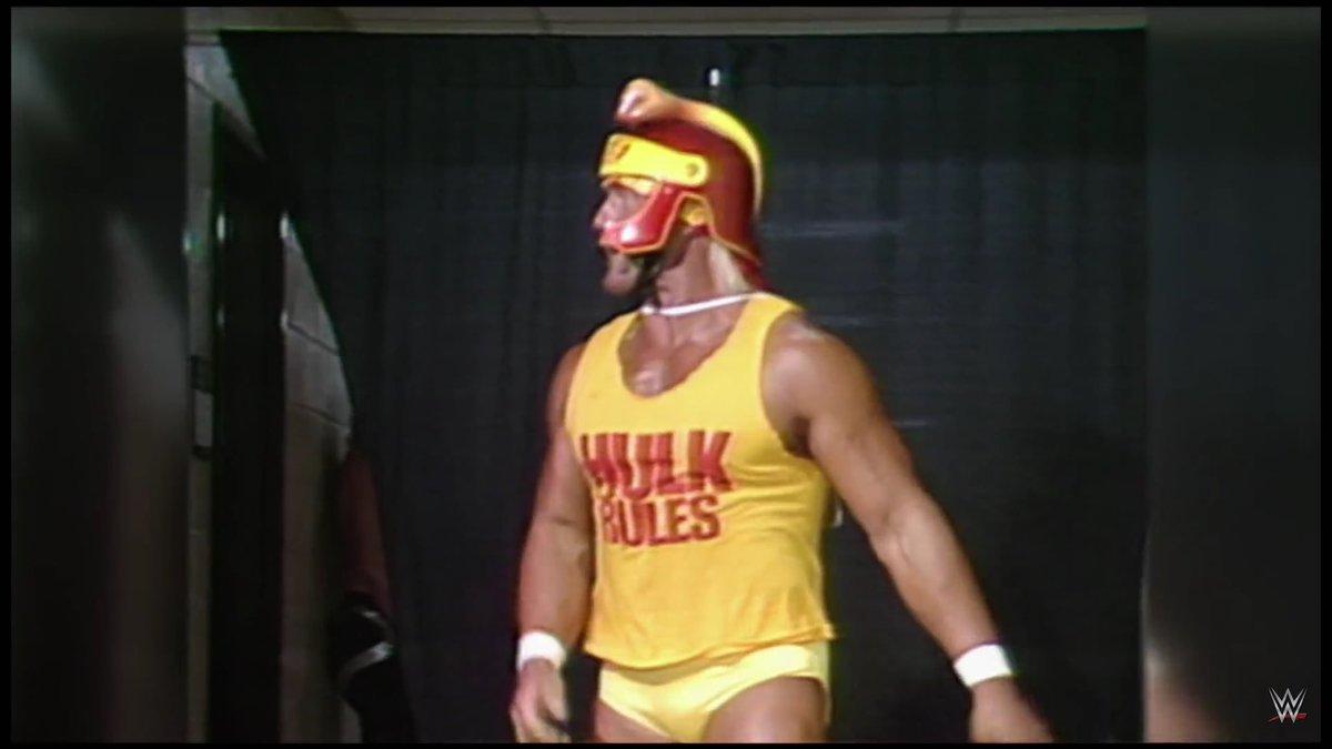 Hulk Hogan Hjelm