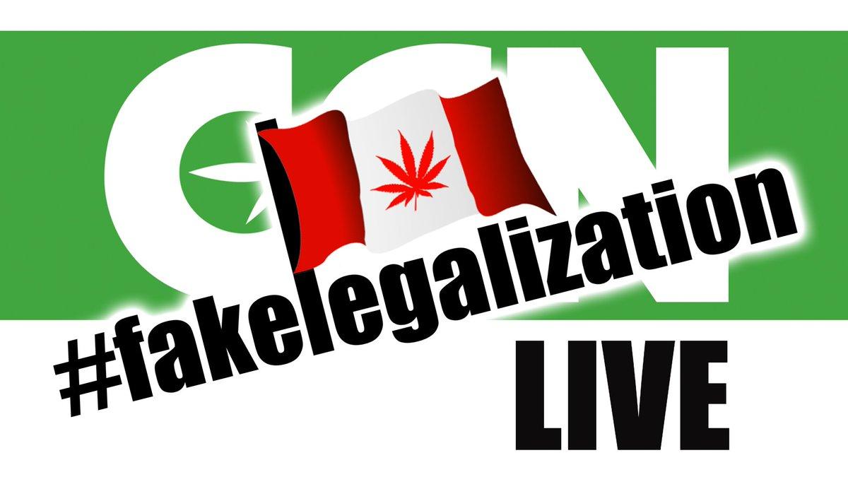 Cannabis Culture News LIVE: Canada Unveils #FakeLegalization Plan