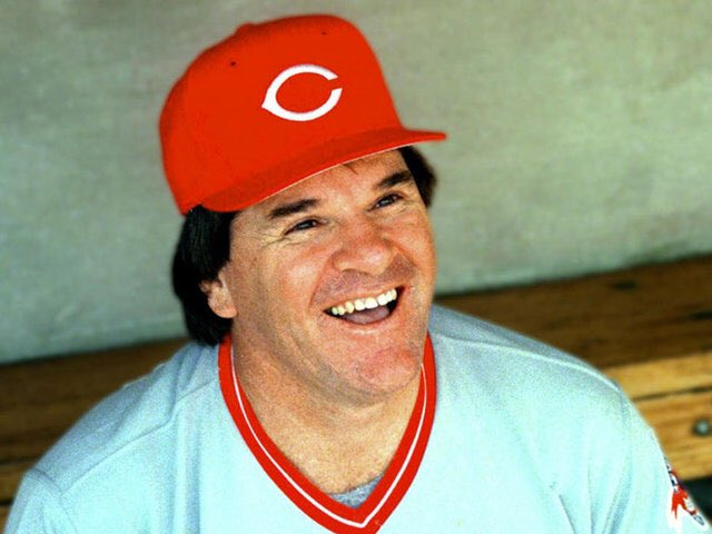 Happy birthday to the all time hit king Pete Rose!