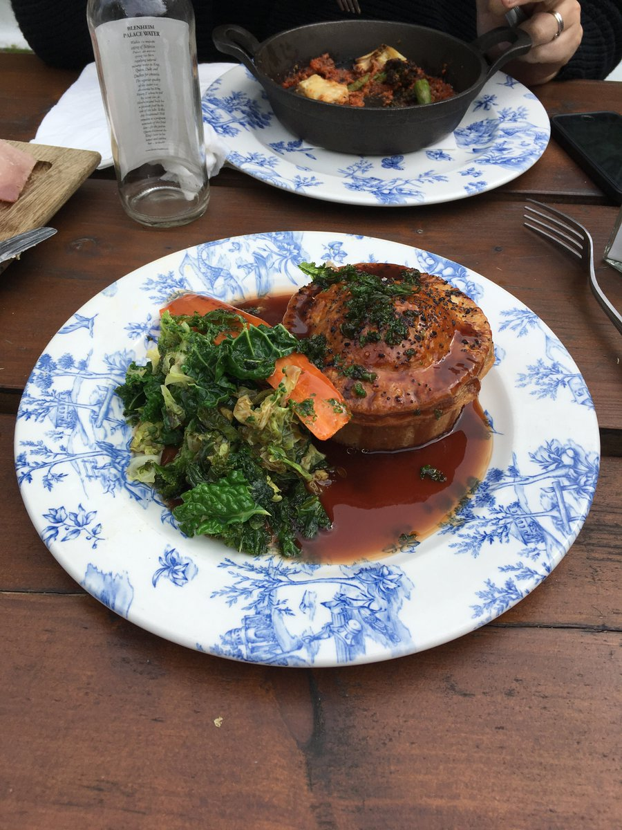 Strong recommend for The Perch in Binsey if you\'re dining in Oxford.