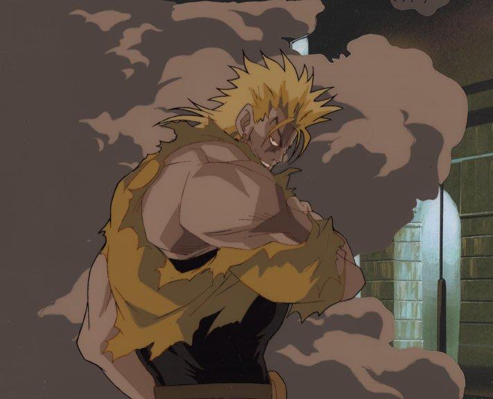 Very cool evil looking image of #Dio from #jojosbizarreadventure #ジョジョの奇妙な冒険 #anime #cel now on #eBay:  http://www. ebay.com/itm/Jojo-039-s -Bizarre-Adventure-Anime-Cel-Douga-Background-Animation-Art-Crazy-Dio-1993-/272631134670?ssPageName=ADME:L:LCA:US:1123 &nbsp; … <br>http://pic.twitter.com/wY8Yjp4KbH