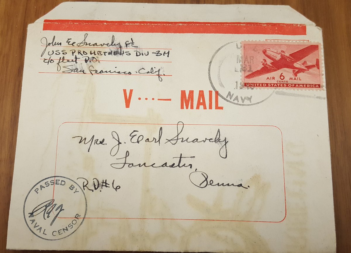 Unt spec collections on twitter easter v mail greeting from wwii unt spec collections on twitter easter v mail greeting from wwii sailor to his wife 1945 d811s63 1945 kristyandbryce Images